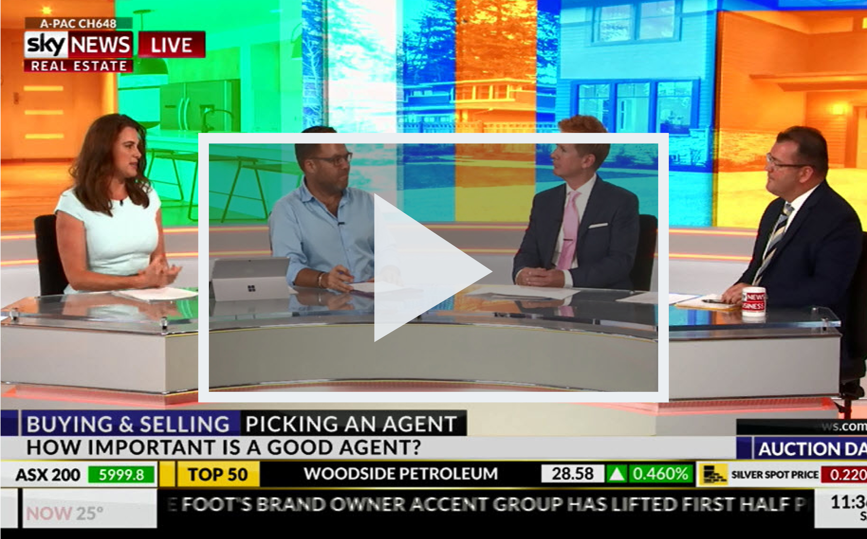 Sky news real estate, property news, property, real estate, sydney property, inner west real estate, buying property, choosing an agent, property investment