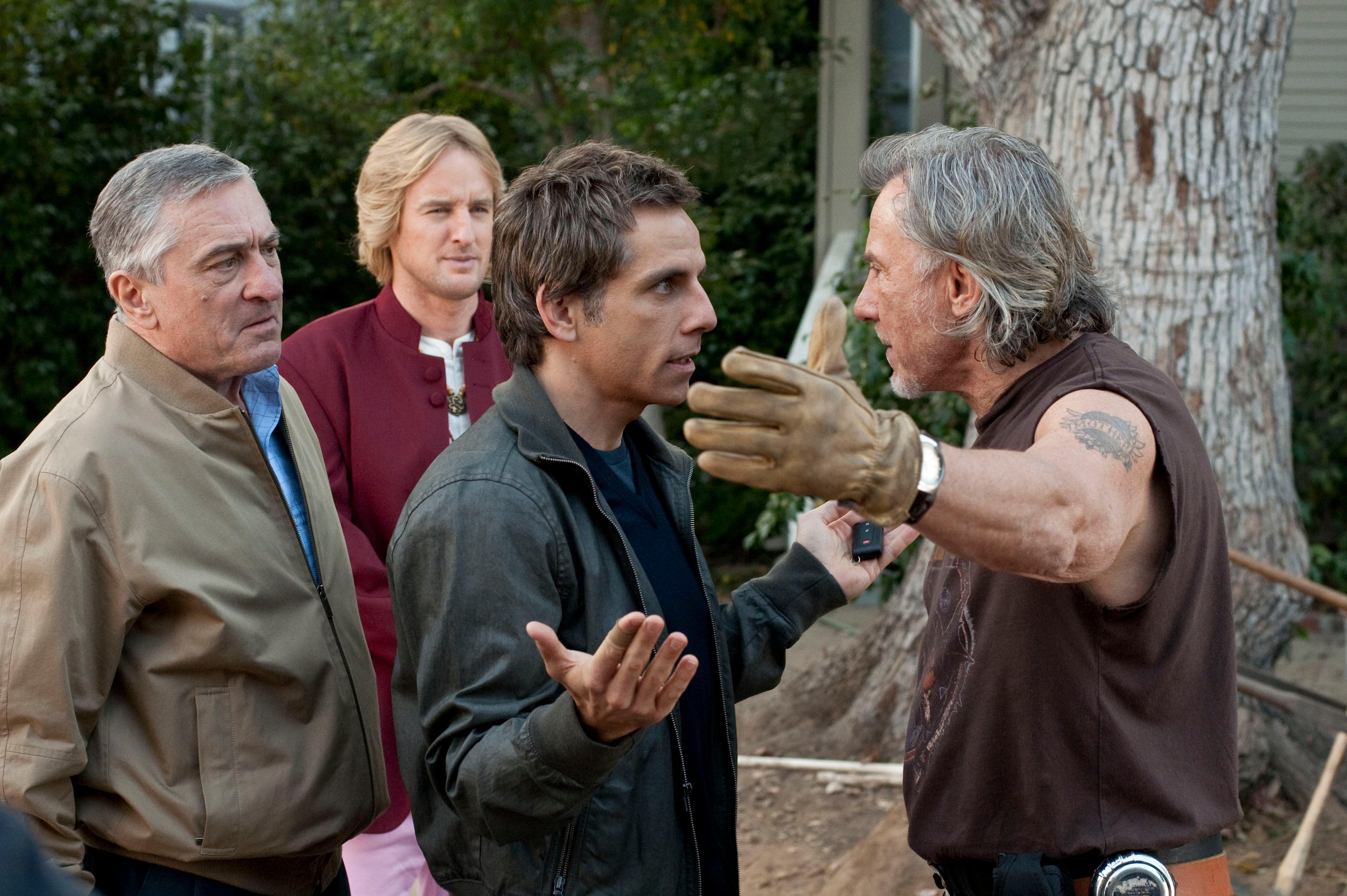 Who are you moving in next door to? - Meet the Fockers