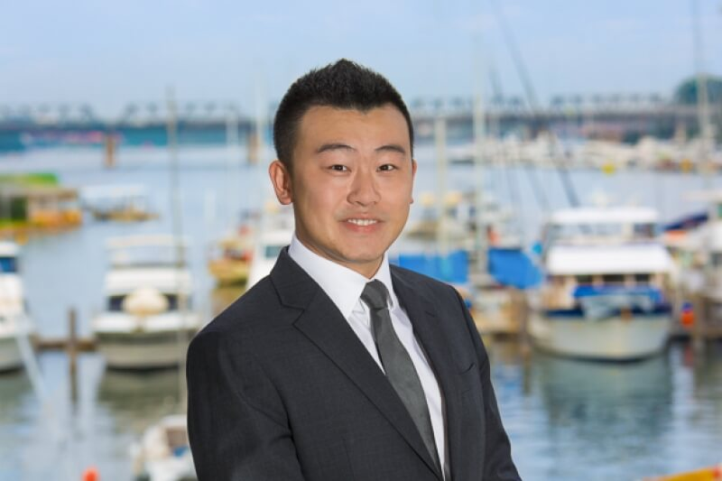 harris partners real estate, harris partners, sydney real estate, Andy Wu